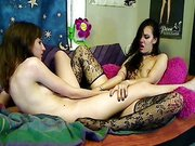Heisser Lesben Livecam Sex!